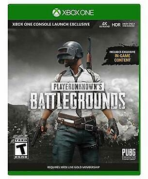 PLAYERUNKNOWN S BATTLEGROUNDS Xbox One - Xbox One Supported - ESRB Rated Teen 13 889842387018