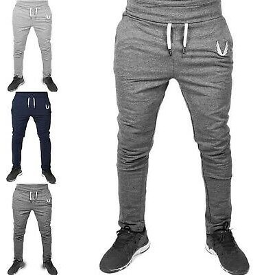 Tracksuit Fitness Gym Sweatpants Trousers Sport Men's Pants Long Workout Joggers
