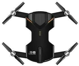 Wingsland S6 Selfie RC Drone Wifi MT 4K, 13MP, Camera and Obstacle Avoidance- Show Original Title