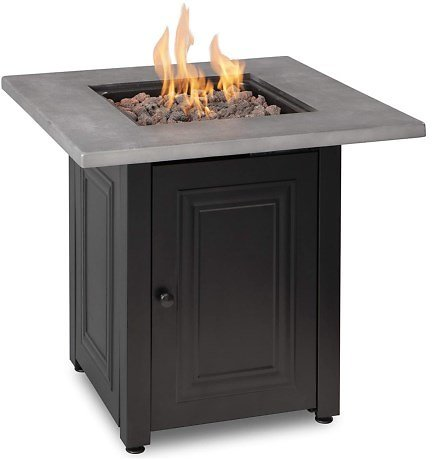 """Endless Summer Wakefield Outdoor Fire Pit1 - Propane, 28x28x25.4"""""""