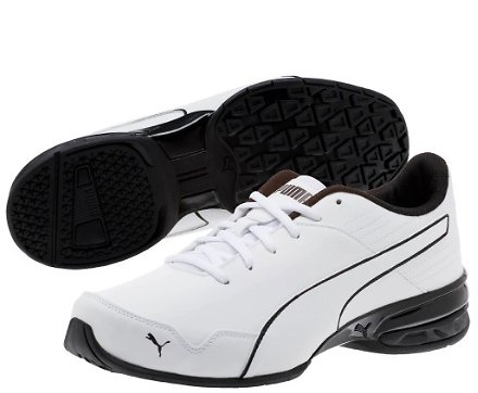 Puma Super Levitate Men's Running Shoes - White