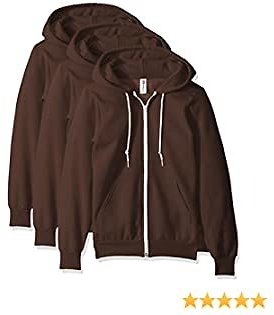 Men's Flex Fleece Full-Zip Hooded Sweatshirt (3 Pack)