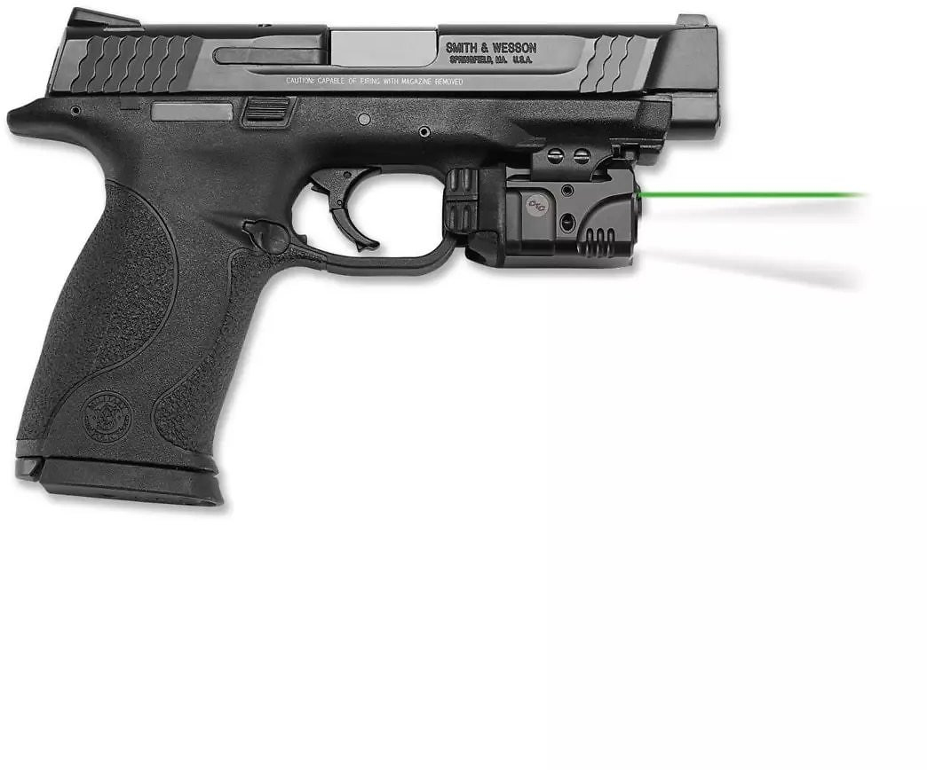 Crimson Trace Rail Master Pro Light & Laser