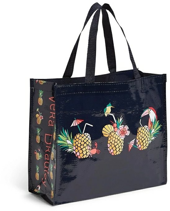 Factory Style Square Market Tote Bag