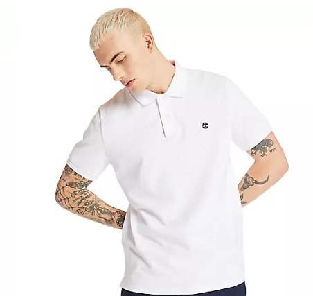 Men's Polo Shirt (Mult. Styles) from $17.09