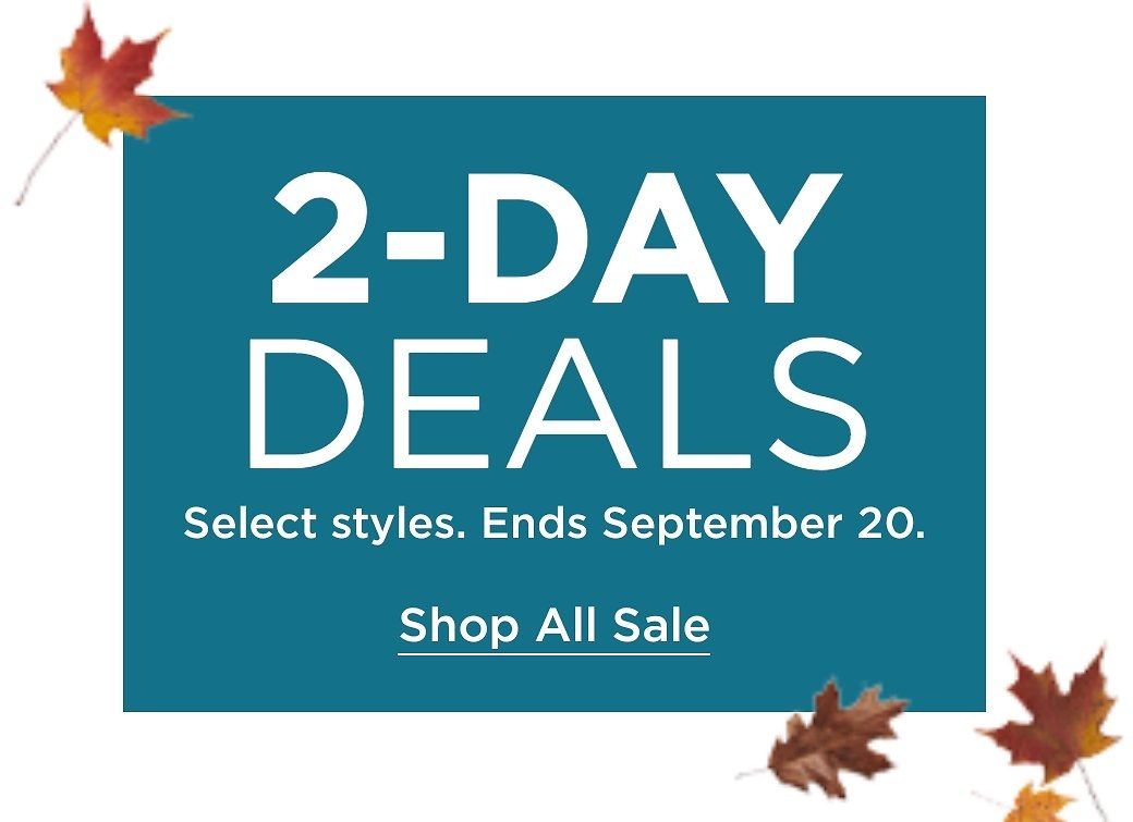 2 Days Only Deal