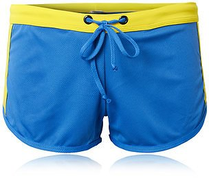 Summer Mens Equarea Quick Dry Sports Shorts Build In U Convex Pouch Swimming Trunks With DrawstringActivewearfromMen's Clothingon Banggood.com
