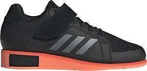 Adidas Power Perfect Ii Mens Weightlifting Shoes-black- Show Original Title
