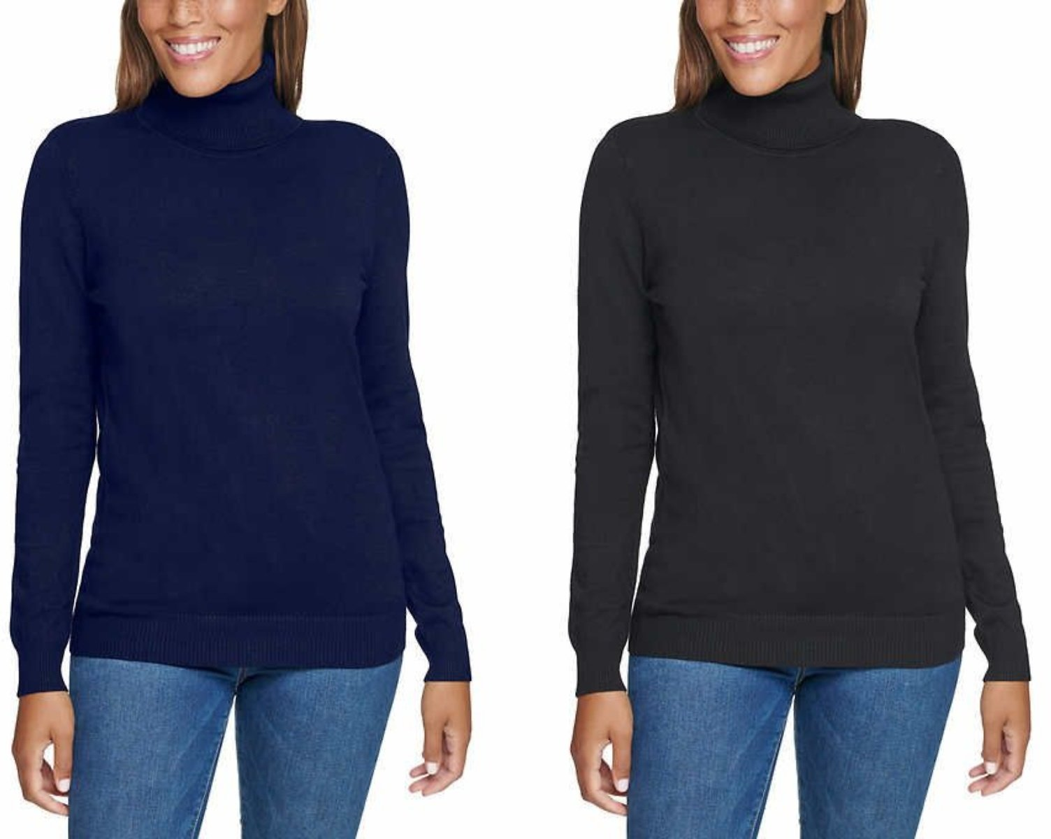 Andrew Marc Ladies' Turtleneck