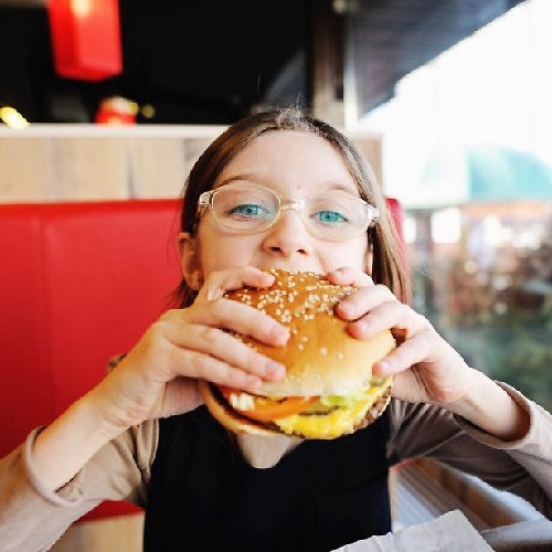 Free Kid's Meal W/P of Adult Entree