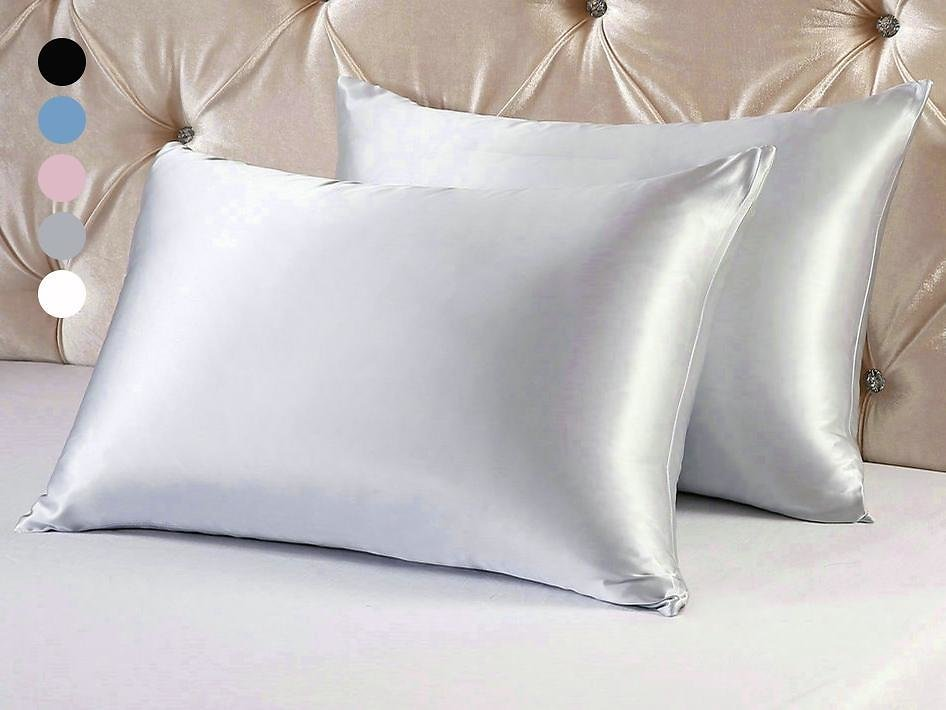 Mulberry Silk Pillowcases - Assorted Colors