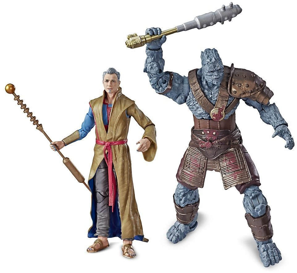 Grandmaster and Korg Action Figure Set - Legends Series - Thor: Ragnarok | ShopDisney