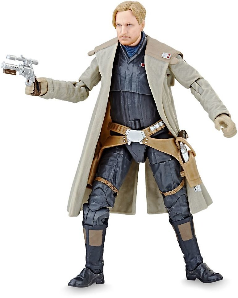 Tobias Beckett Action Figure - Solo: A Star Wars Story - The Black Series | ShopDisney