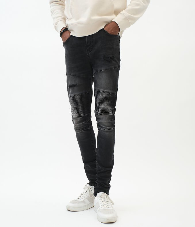 Premium Max Stretch Air Stacked Ultra Skinny Jean