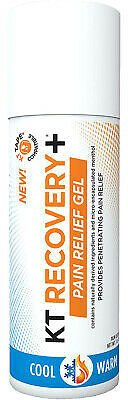 KT Tape Recovery+ Pain Relief Roll-On Gel 814179024435