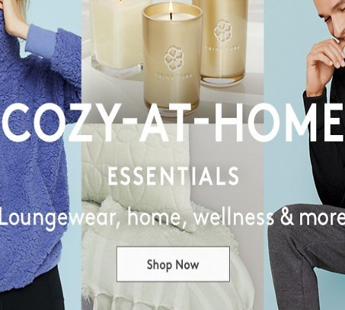 Up To 85% Off Cozy At Home Sale