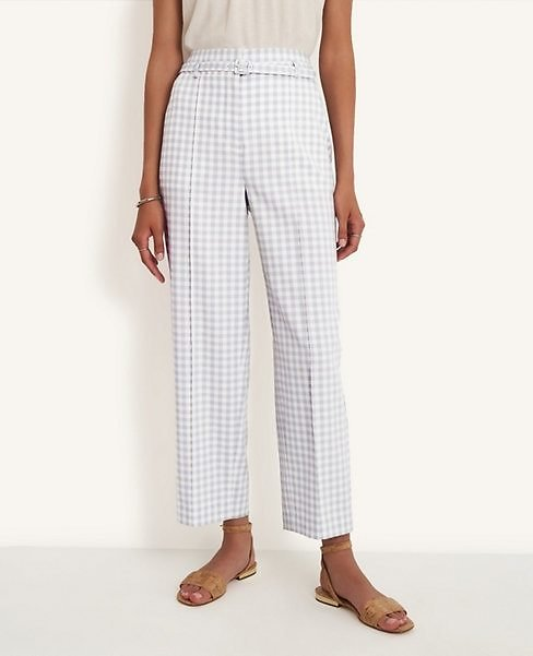 The Easy Straight Pant | Ann Taylor
