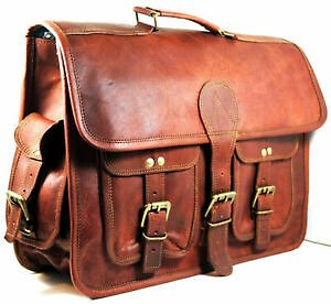 5 PC Set Men's Genuine Special Laptop Bags for Christmas Sale 3 Days Delivery