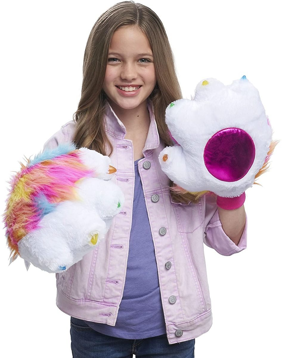Rainbow Butterfly Unicorn Kitty Action Power Paws Toy