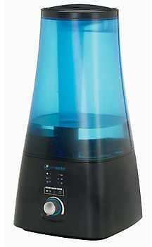 PureGuardian Ultrasonic Warm and Cool Mist Humidifier with UV-C and Aromatherapy Tray, 2-Gallons
