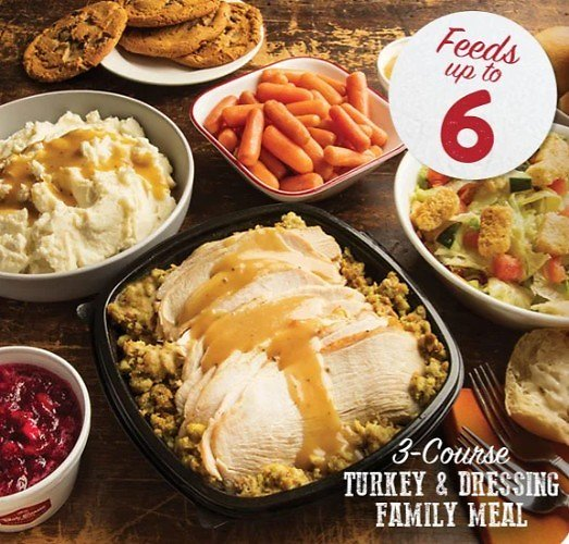 Three-Course Family Meals Now Starting At $5.99 Per Person (Serves Up To 6)