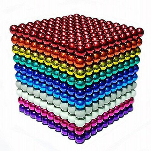 216-1000 Pcs 3mm Magnet Toy Magnetic Balls Building Blocks Super Strong Rare-Earth Magnets Neodymium Magnet Neodymium Magnet Stress and Anxiety Relief Focus Toy Office Desk Toys Relieves ADD, ADHD 2020 - US $9.59
