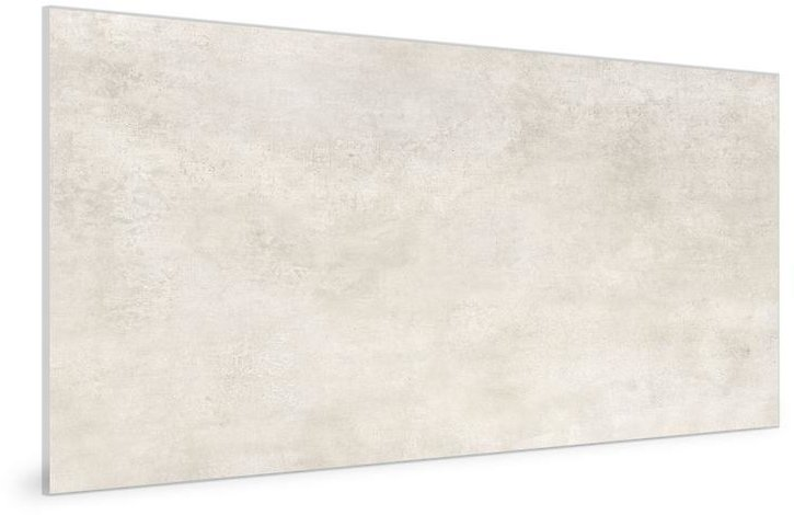 INNOVERA DÉCOR BY PALRAM 24.4 in X 15.7 In. Tongue and Groove in Light Gray Decorative PVC Wall Tile Rustic Concrete (8-Piece)-706010