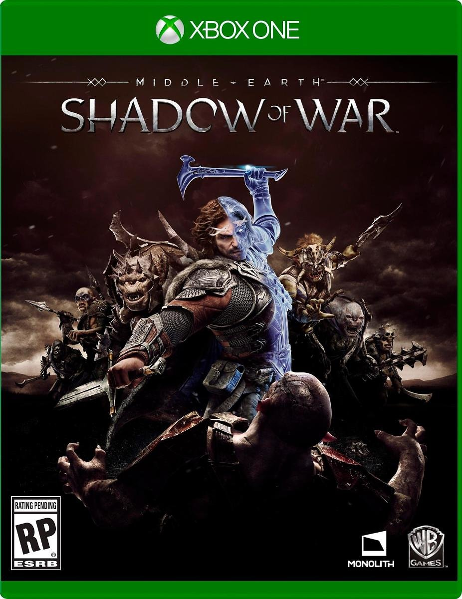 Middle-earth: Shadow of War Standard Edition Xbox One 1000640754