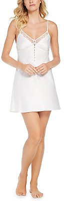 INC International Concepts INC Button Detail Chemise Nightgown, Created for Macy's & Reviews - Bras, Panties & Lingerie - Women