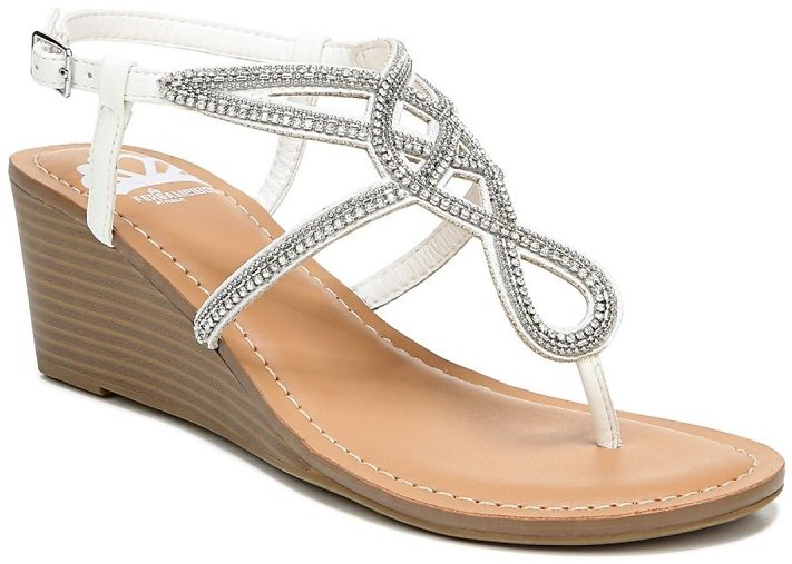 Fergalicious Chrisma Wedge Sandal