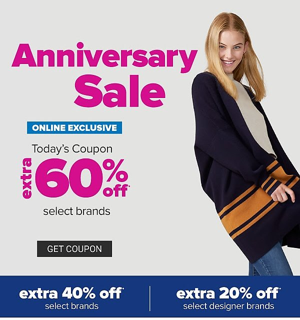 Belk | Extra 60% Off Anniversary Sale + 70% Off Jewelry + Extra 10% Off