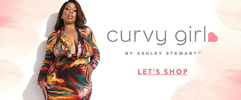 New Plus Size Trendy Clothing | Ashley Stewart Size 10 - 36