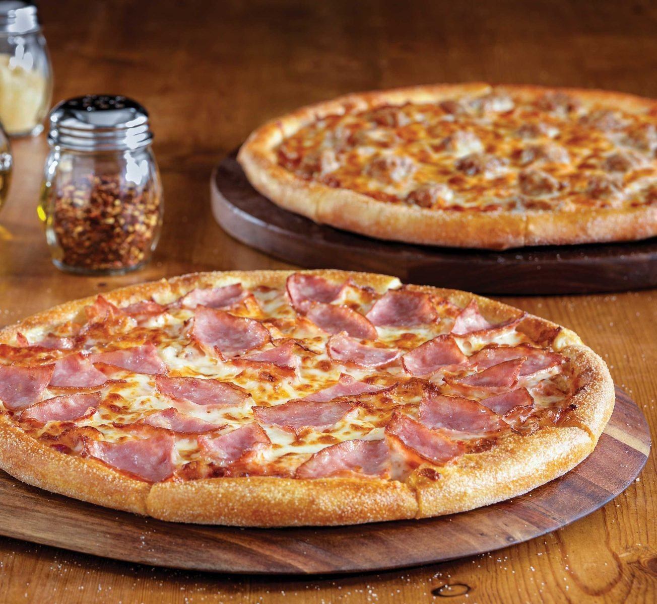 Free Medium 1-Topping Pizza W/Any Large Or XL PIzza