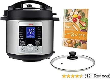 6-QT 10-in-1 Programmable Instapot Pressure Cooker