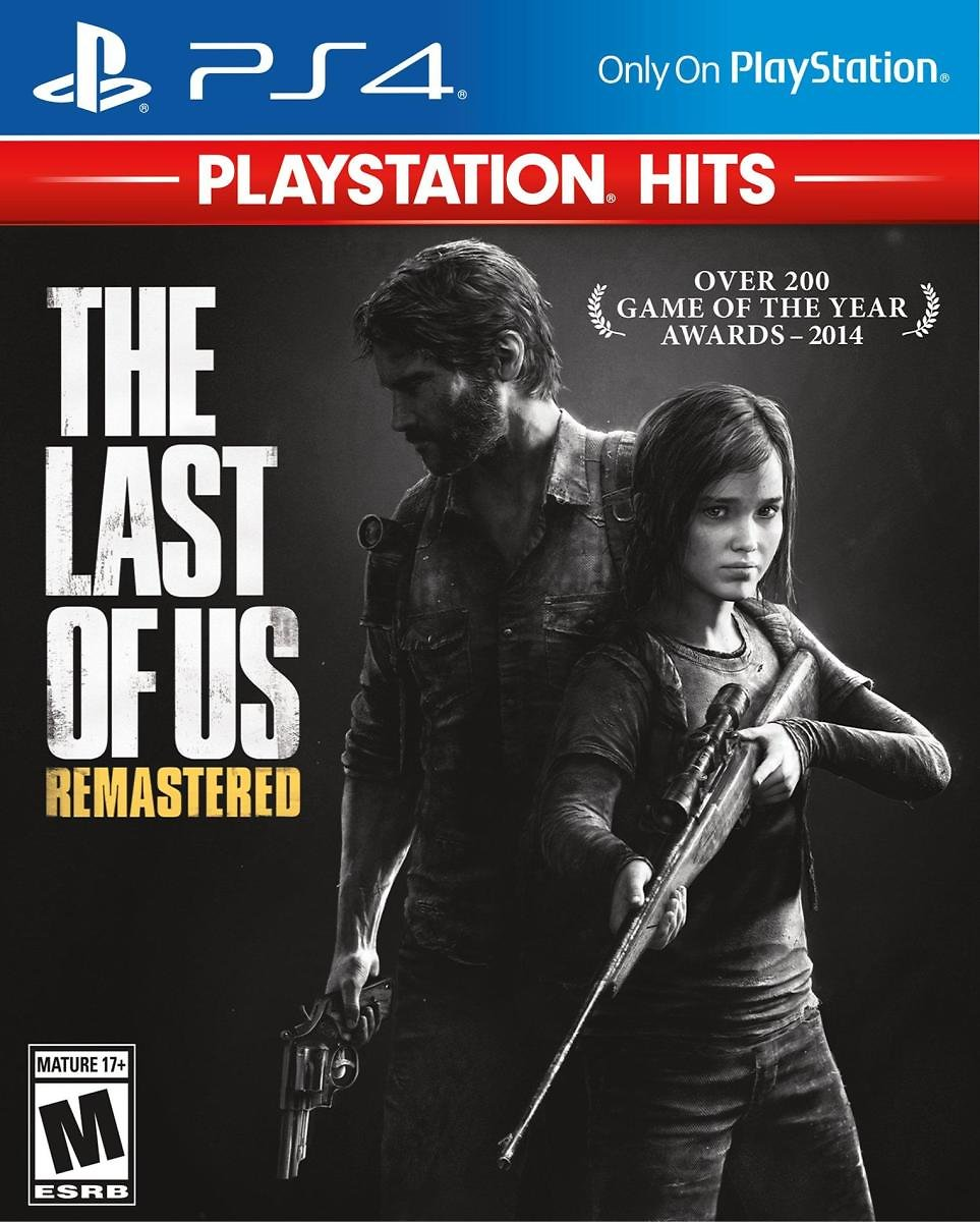 The Last of Us Remastered | PlayStation 4 | GameStop