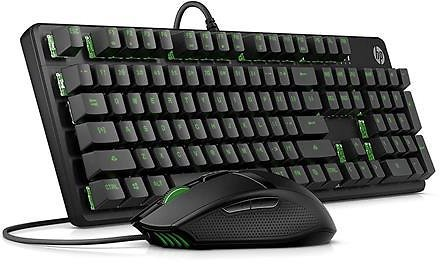 HP Pavilion Gaming Bundle, Includes Keyboard, Mouse, Mouse Pad, and Headset