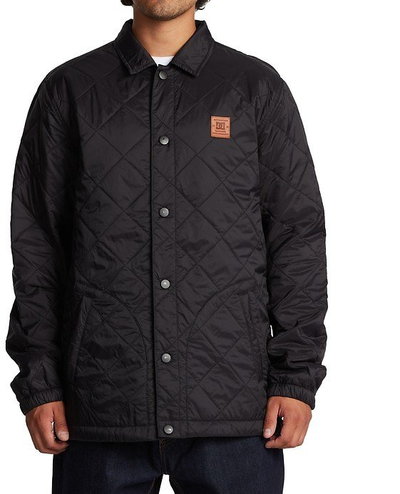 Stay True - Coaches Jacket 191282665800 | DC Shoes