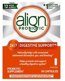 Align Probiotic Supplement for Daily Digestive Health (84 Ct.) - Sam's Club