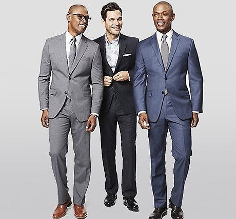 70-85% Off Men's Suiting Event + Extra 30%