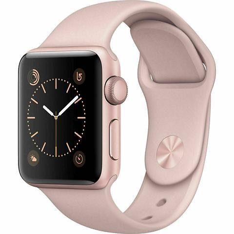 Apple Watch Series 3 38mm GPS (Gold Pink Sport Band)