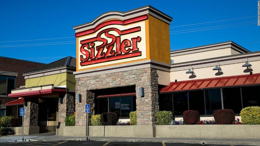 Sizzler, One of America's First Steakhouse Chains, Files for Bankruptcy
