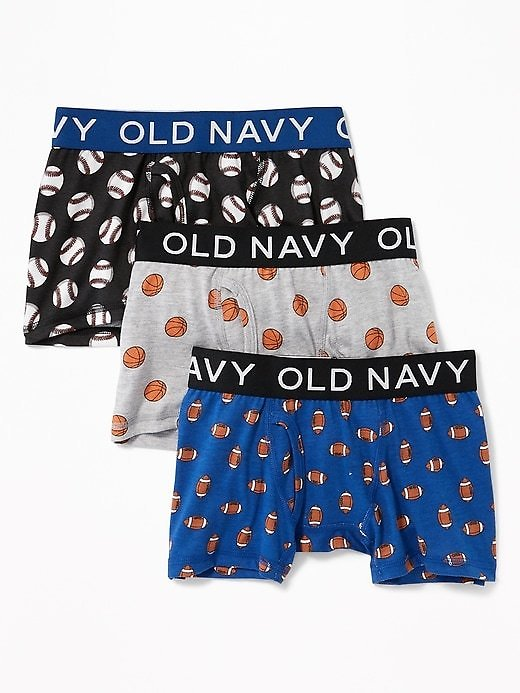 Boxer-Briefs 3-Pack for Boys | Old Navy