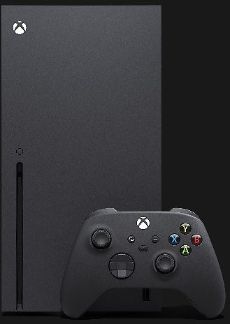 Microsoft Xbox Series X (Available at 9:00 PM ET on Wed, Nov 25)