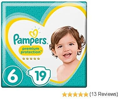 Pampers Diapers Premium Protection, 703.83 G