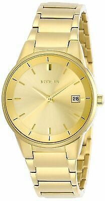 Invicta Women's Watch - Specialty Gold Tone Dial Yellow Gold Bracelet 29491 886678350025