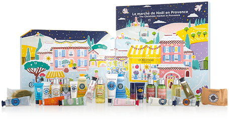 Signature Advent Calendar | 24 Days Of Gifting | L'Occitane