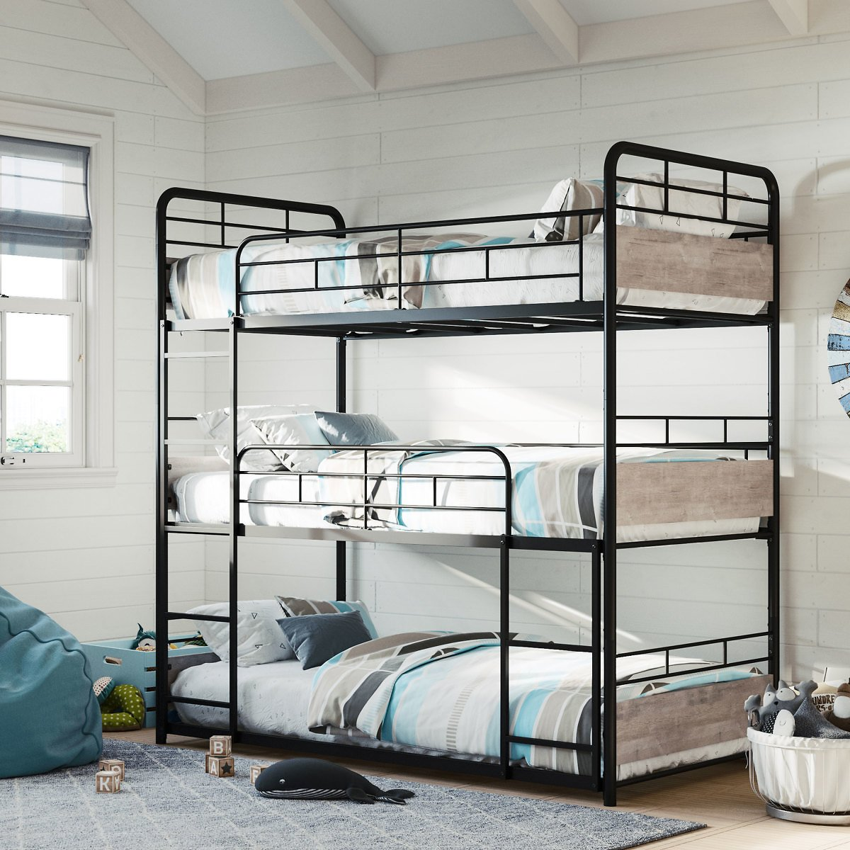 Better Homes & Gardens Triple Bunk Bed