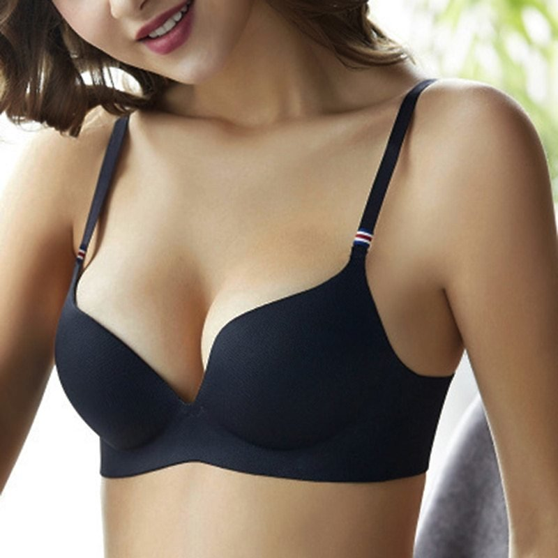 40% OFF Sexy Women Deep U Bras