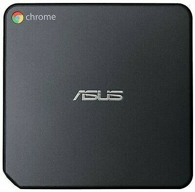 Mini PC ASUS ChromeBox Desktop 2 Intel I7-5500U 3.0 GHz 16GB SSD 4GB Black
