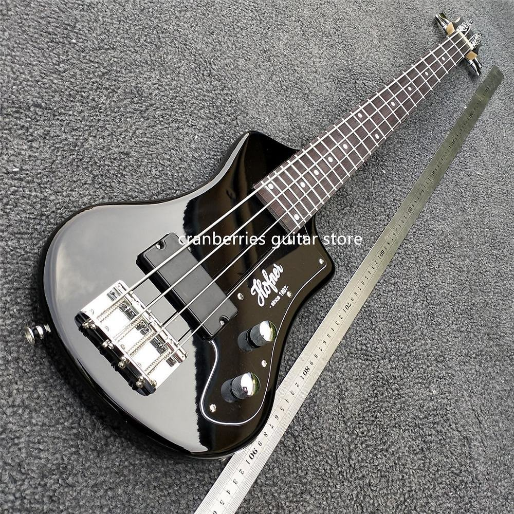US $165.62 2% OFF|IN STOCK,TOP QUALITY,mini 4 Strings Bass Guitar ,horfner Model,two Color to Select Electric Guitar,free Shipping|Guitar| - AliExpress